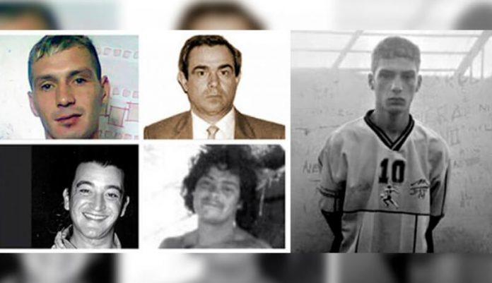 Asesino Serial: Pagnotta
