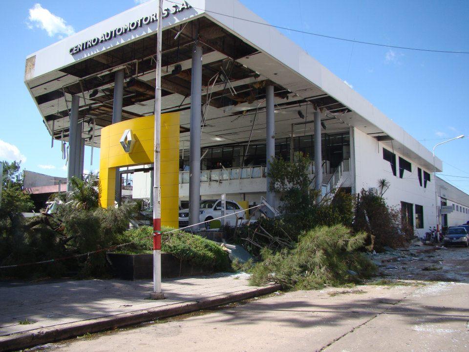Tornado 2012