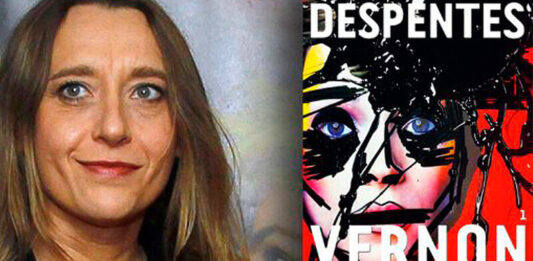 Virginie Despentes con Vernon Subutex