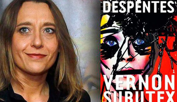 Virginie Despentes con Vernon Subutex