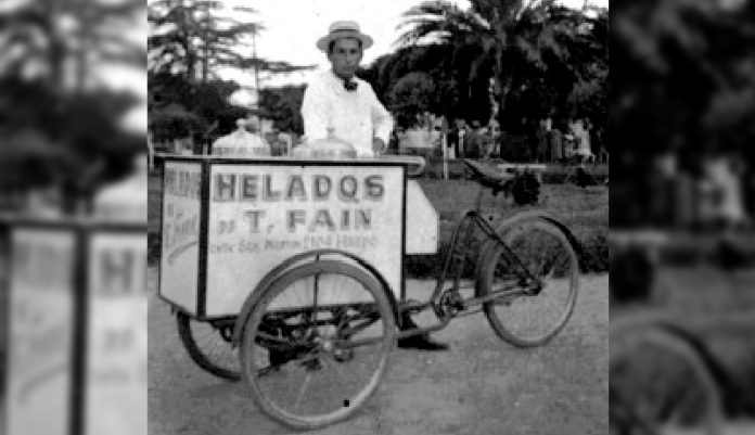 Fain distribuyó el mejor helado por todo Haedo y Ramos Mejía