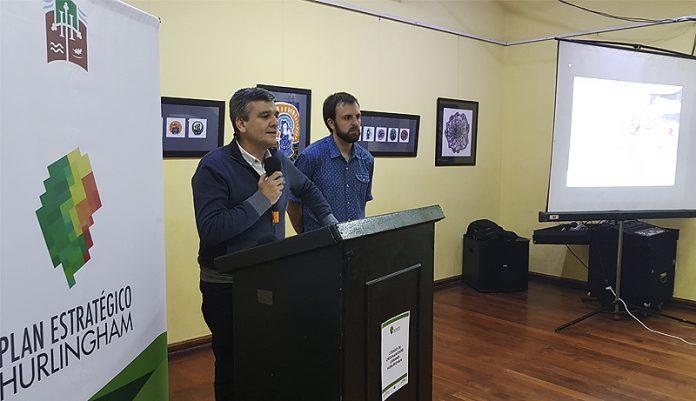 Juan Zabaleta COU Hurlingham Código de Ordenamiento Urbano