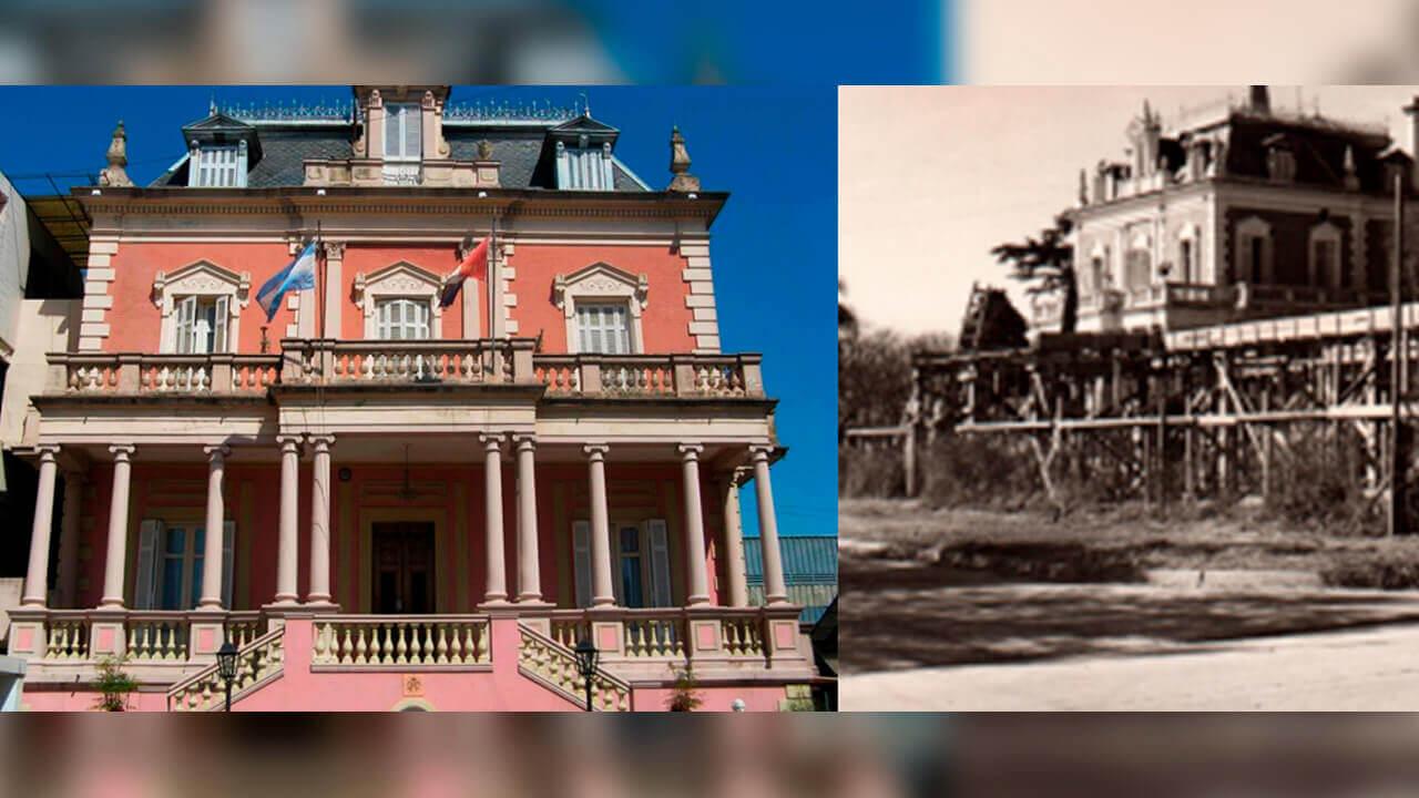 Castelar: ¿Qué pasó con el Castillo Ayerza?