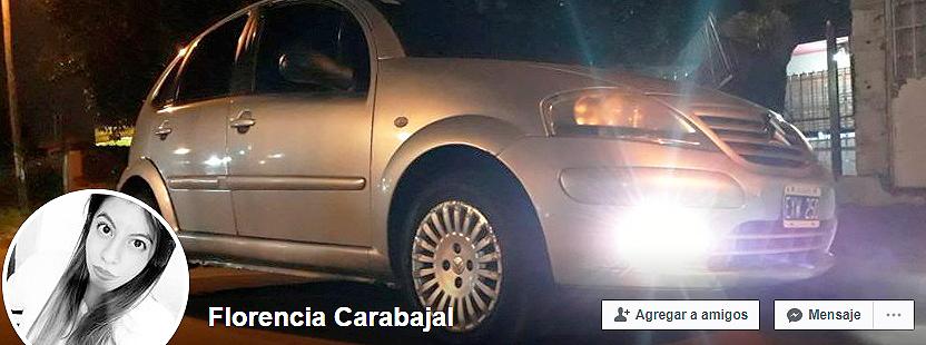 Florencia Carabajal Policía Local Morón