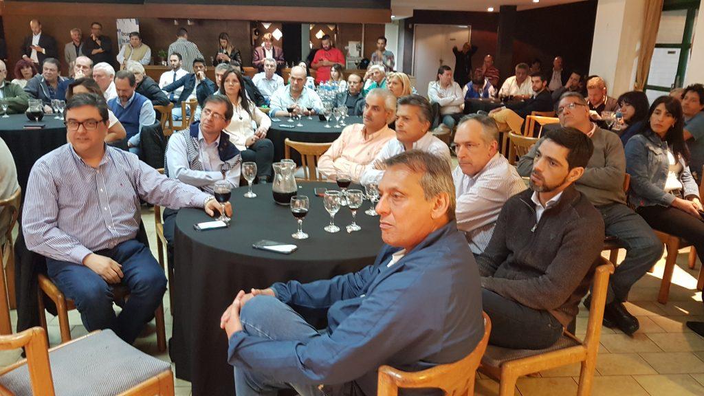 Roberto Rocha Carlos Acuña Frente Renovador Sergio Massa Morón Ituzaingó