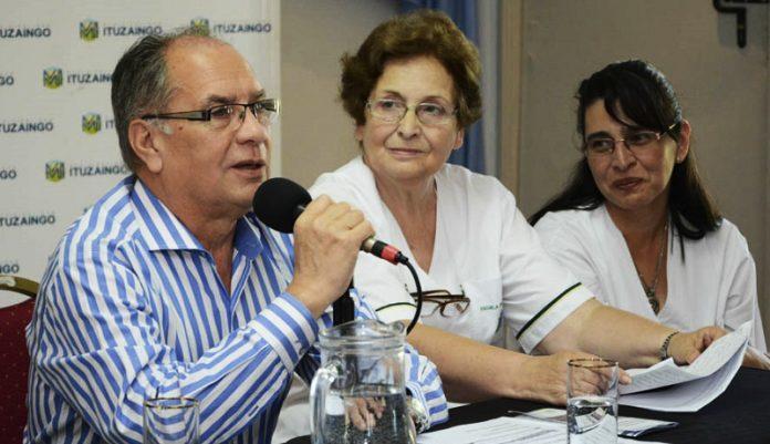 Alberto Descalzo Ituzaingó