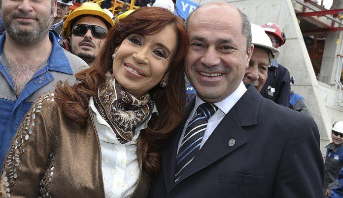 Intendente Mario Secco Cristina Fernández de Kirchner Unidad Ciudadana Ensenada