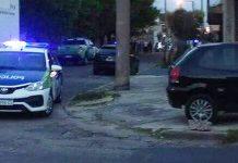 Policía Federal Uber