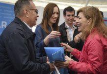 Alberto Descalzo María Eugenia Vidal