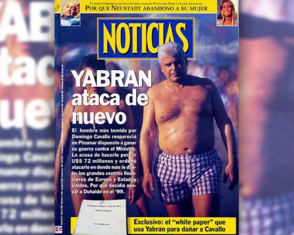 Alfredo Yabran José Luis Cabezas Menemismo