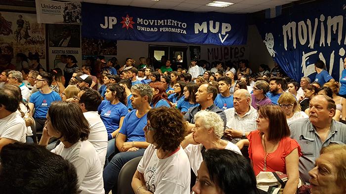 Gustavo Menéndez Merlo Ricardo Pignalelli SMATA Muníz Solito Morón