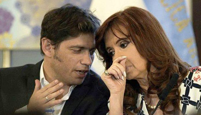 Cristina Fernández de Kirchner Ruta del Dinero K Axel Kiciloff