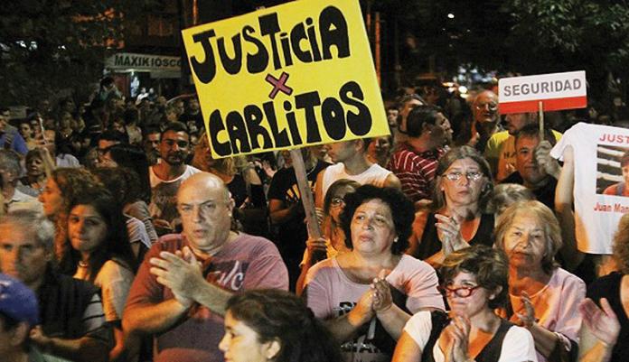 Justicia Inseguridad Cristian Ritondo