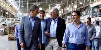 Massa Morón Romi Pack Martín Marinucci