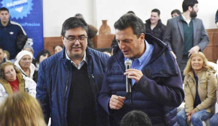 Roberto Rocha Sergio Massa