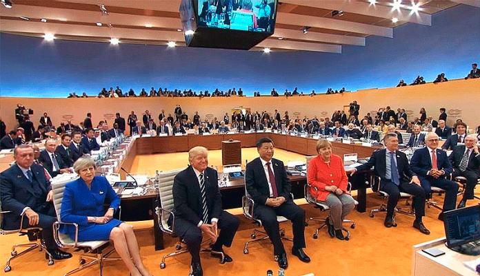 Cumbre G 20