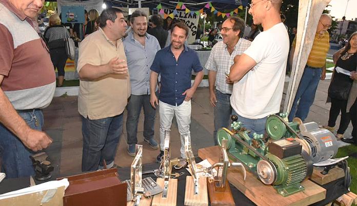 Ituzaingo Cursos de Formación Profesional Pablo Descalzo Marcelo Chiaradia