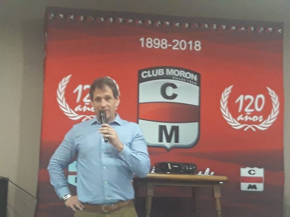 Club Morón 120 Años