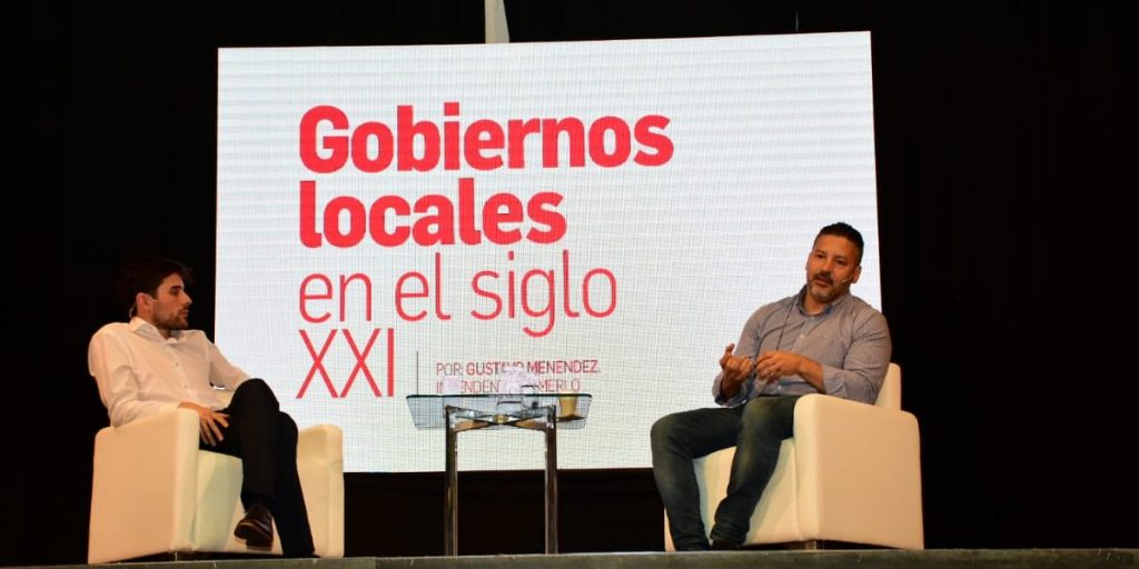 Gustavo Menéndez Merlo