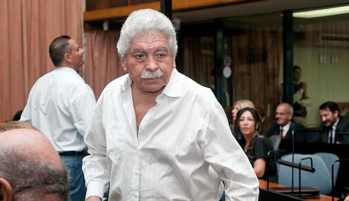 José Ángel Pedraza Unión Ferroviaria Mariano Ferreyra