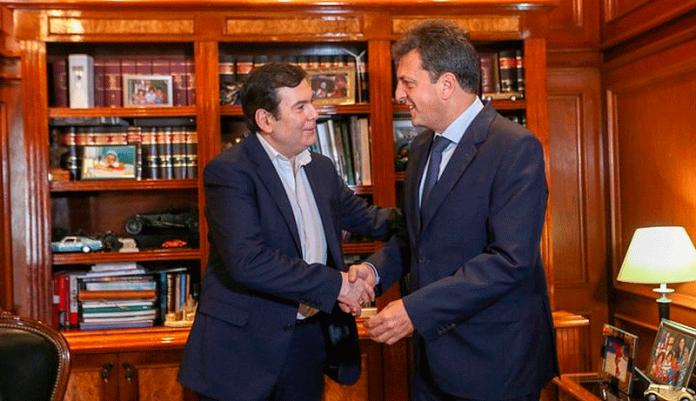 Sergio Massa Alternativa Federal Gerardo Zamora