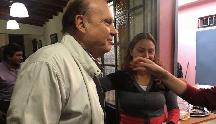 Raúl Othacehé Merlo Gustavo Menéndez
