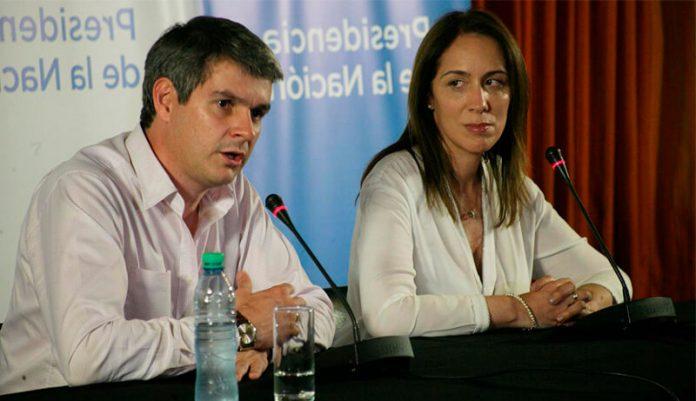 Marcos Peña María Eugenia Vidal