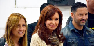 Cristina en Merlo