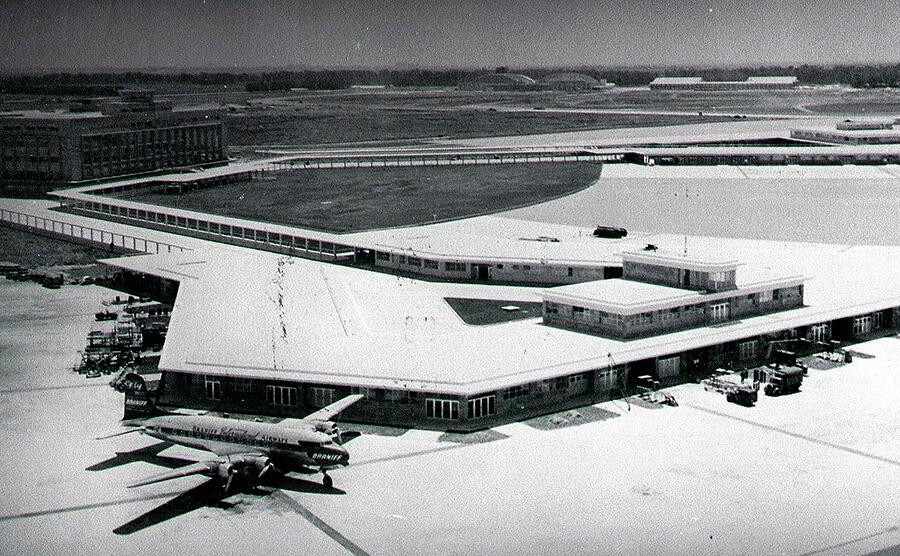 Ezeiza: La historia del Aeropuerto