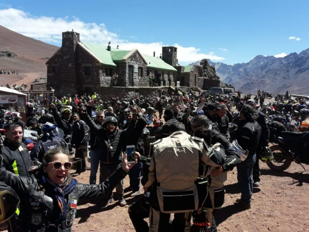 Increíble: De Castelar al Aconcagua