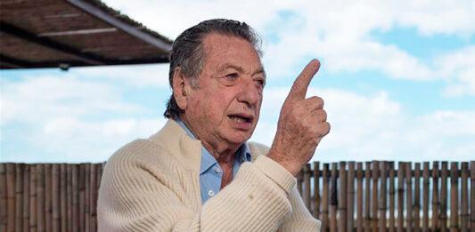 Franco Macri: Acaba de Morir