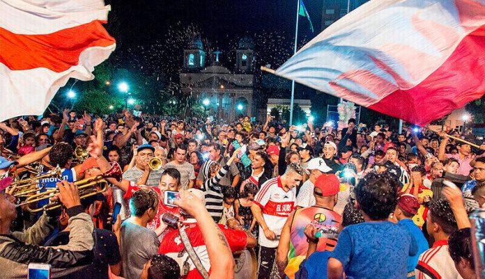Se viene el Carnaval