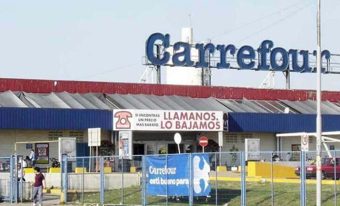 Carrefour Argentina con más seguridad