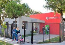Tagliaferro abrió el Centro