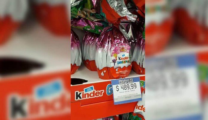 Felices Pascuas: Kilo Huevo