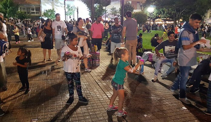 Ahora Corso y Carnaval en Morón