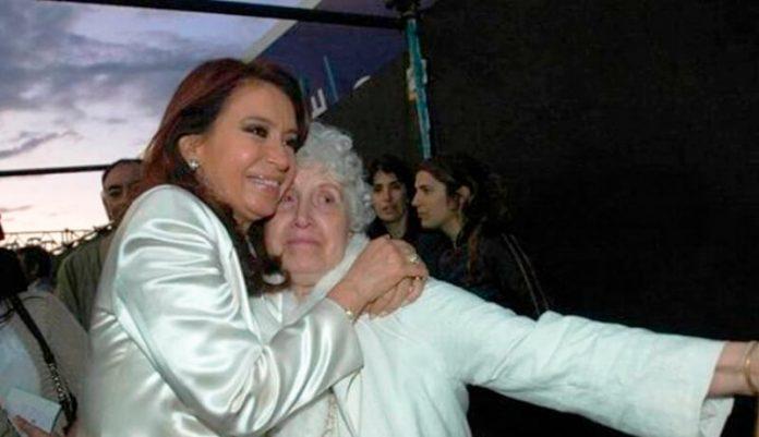 Cristina Ahora: Murió su madre