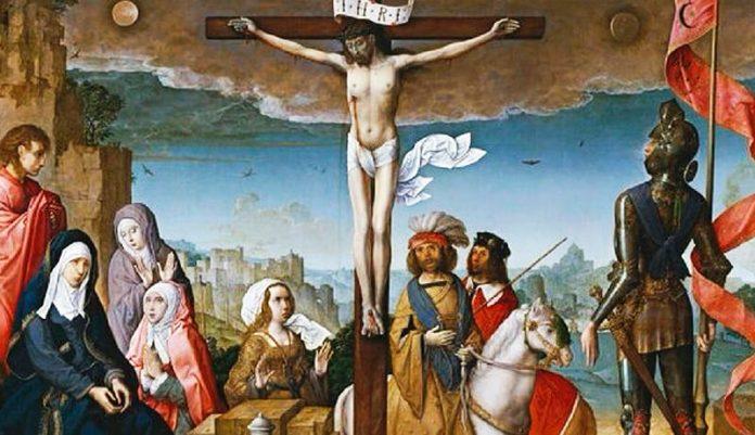Jesús de Nazaret: Crucificción