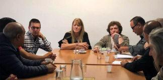 Barrio Aeronáutico: Stolbizer y Yametti