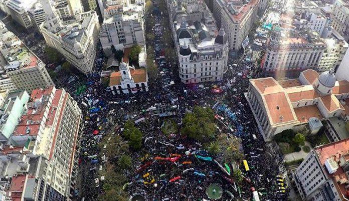 Día del Trabajador Argentina