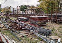 Tren hoy: El Sarmiento