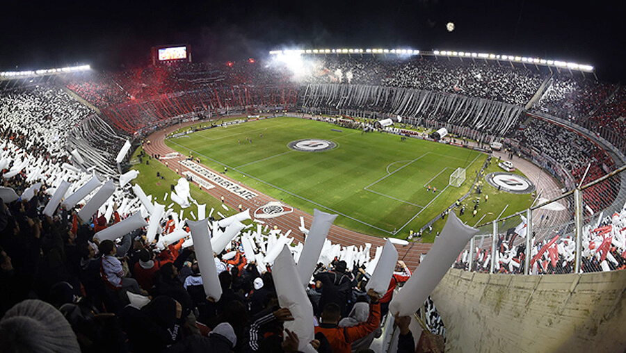 River: El Estadio