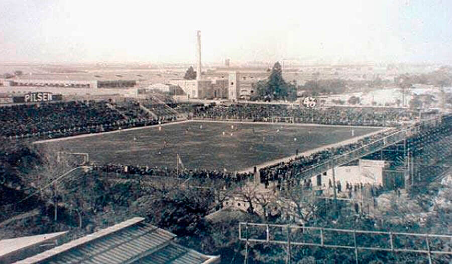 River Plate su primer estadio