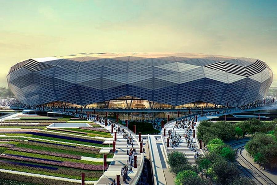 Copa Mundial de Fútbol Qatar