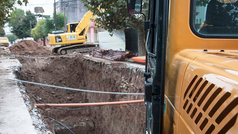 Morón Obras Hídricas