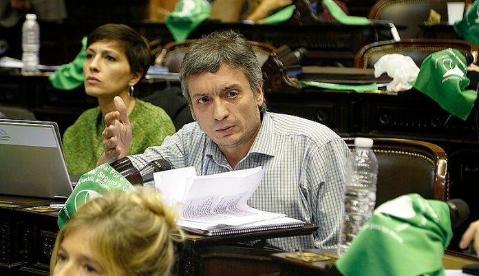 Máximo Kirchner en Morón