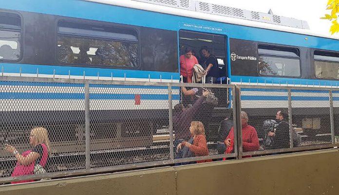 Tren Ahora: Se suicidó
