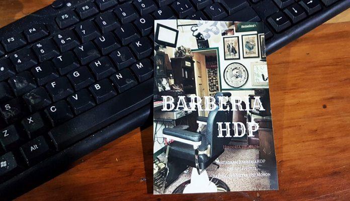 Morón Pablo Escobar: Barbería