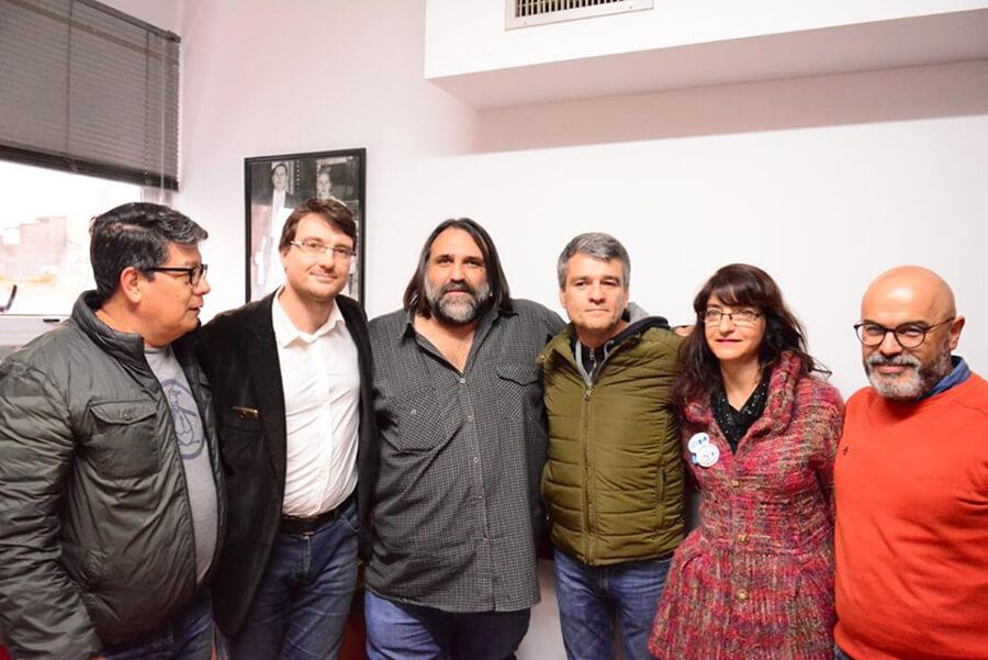 Elecciones: Baradel, Ghi y Zabaleta