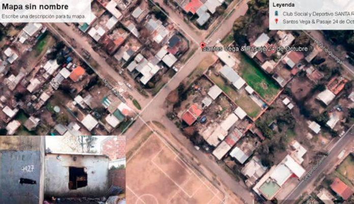Incendio Ituzaingó: Tragedia